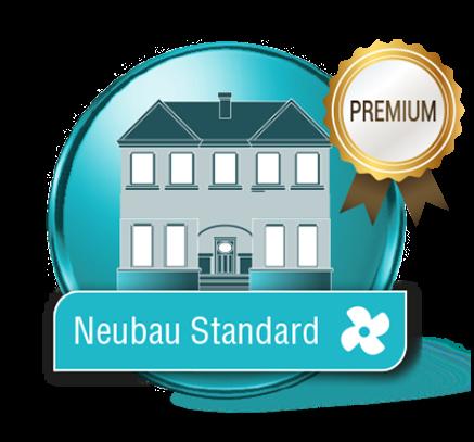 Neubau Lufttest Standard Premium