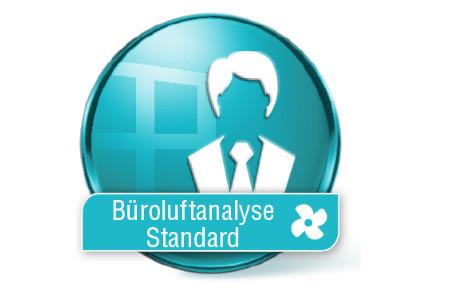 Unsere Luftanalyse Büro Standard: Hilfreiche Einschätzung Ihrer Luftqualität am Arbeitsplatz