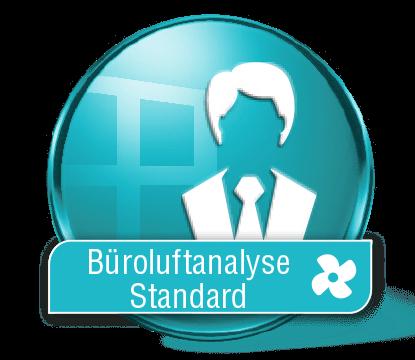 Büroluftanalyse Standard