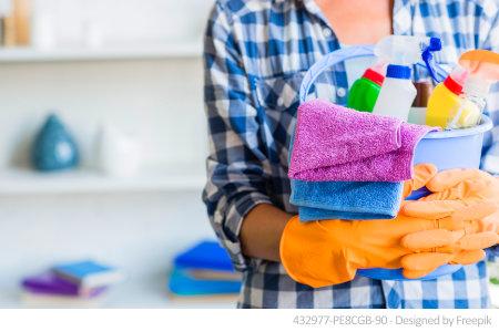 Multiple chemical sensivity kann durch Chemikalien in Putzmitteln wie diesen hervorgerufen werden.