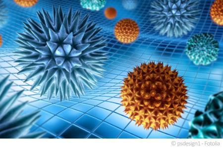 Bakterien, Pollen und Staub in der Klimaanlage können einen unangenehmen Geruch an die Raumluft abgeben.
