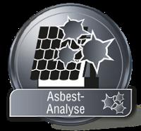 Unser Asbest Test hilft Ihnen bei Verdacht auf eine Belastung durch Asbestfasern.