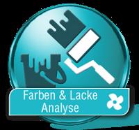 Unsere Luftanalyse Farben und Lacke Standard