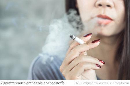 Luftfilter gegen Zigarettenrauch können Schadstoffe und unangenehme Gerüche aus der Raumluft filtern.