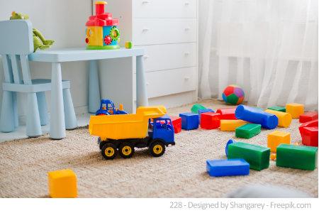In Spielzeug aus Kunststoff können zahlreiche Schadstoffe verborgen sein.