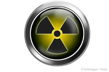 Radon Gas ist radioaktiv und kann in Innenräume gelangen.