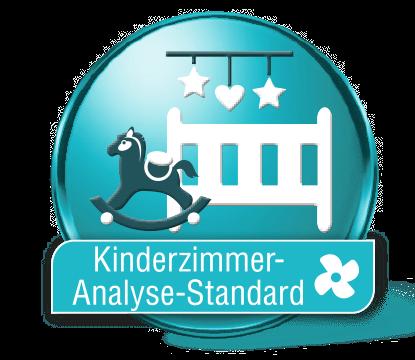 Kinderzimmer-Analyse-Standard