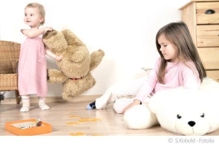 Schadstoffe in Kinderzimmern wie diesem sollten auf jeden Fall vermieden werden.
