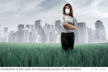 Büro stinkt - Ursachen