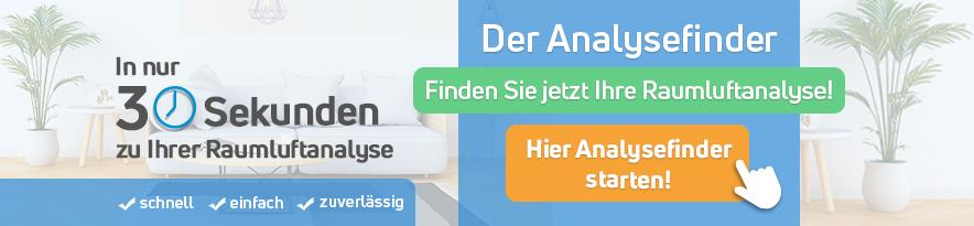 Banner Analysefinder