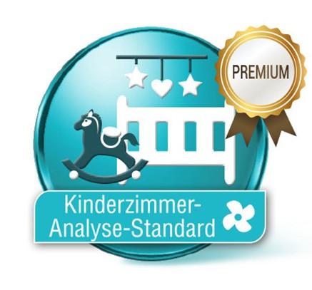 Kinderzimmer Analyse Standard Premium