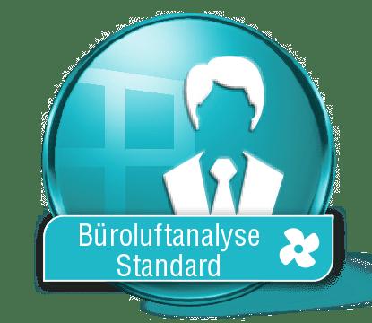 Die Büroluftanalyse Standard hilft Ihnen, Beschwerden am Arbeitsplatz durch Schadstoffe in der Luft auf den Grund zu gehen.