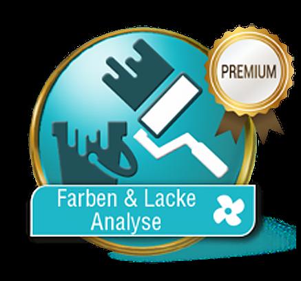 Farben und Lacke Analyse Premium