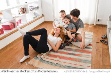 In Teppichen wie diesem können Weichmacher stecken. Eine Analyse hilft Ihnen, Schadstoffe wie Weichmacher aufzuspüren.